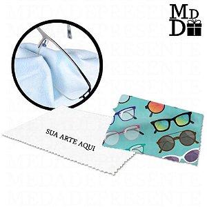 Lenço para óculos personalizado