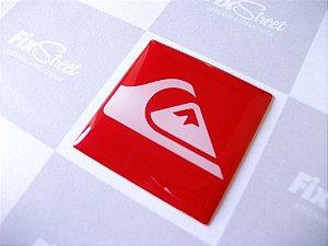 Emblema adesivo Quiksilver Peugeot 207/308 para porta
