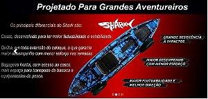 CAIAQUE INDIVIDUAL SHARK