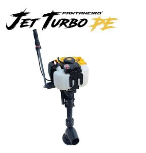 MOTOR JET TURBO COM PARTIDA ELETRICA