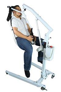Elevador / Guincho Elétrico Para Pacientes Acamados  de até 150kg