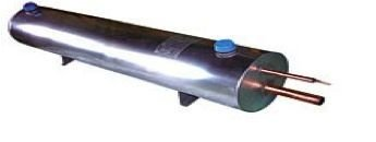 Evaporador Shell and Tube