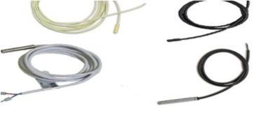 Sensores de Temperatura - Parte Elétrica