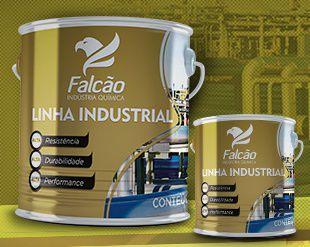 Fundo para ferro Falcovit Primer 122