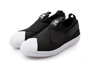 4a01da2ea78 Tênis Adidas Superstar Slip On Unissex - (Várias cores)