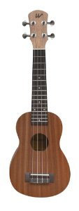 Ukulele Soprano 21 Sapele Natural (11021) - Winner