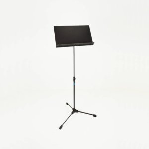 Suporte Estante Maestro Para Partitura EPM Preto Com Pintura Eletrostática - ASK