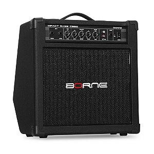 Amplificador para Baixo Impact Bass CB80 Preto - Borne
