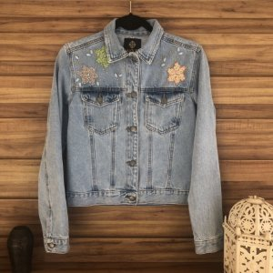 Jaqueta Jeans Candy