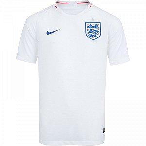Camisa Seleção Inglaterra Home 2018 s n° Jogador Nike Masculina - GT ... 13d34db68ef97