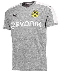 Camisa Borussia Dortmund III 2017 - s n° - Torcedor Puma Masculina 783b8d773c641