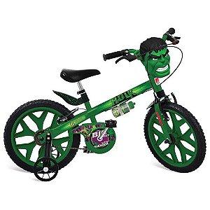 Bicicleta Aro 16 Hulk Bandeirante