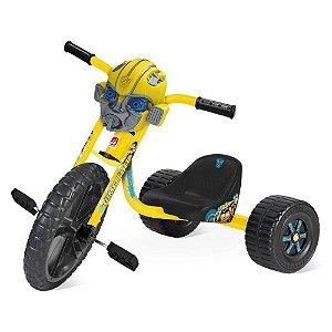 Triciclo Velotrol Transformers Bandeirante