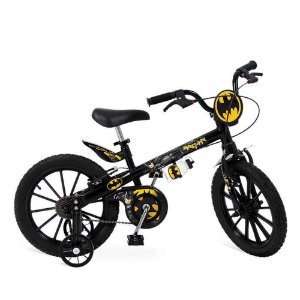 Bicicleta Aro 16 Batman Bandeirante