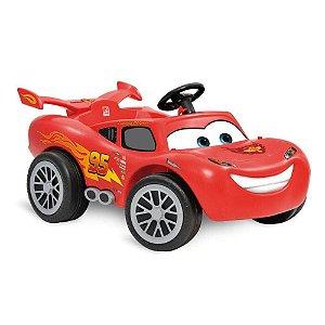 Carro A Pedal Relâmpago McQueen Bandeirante