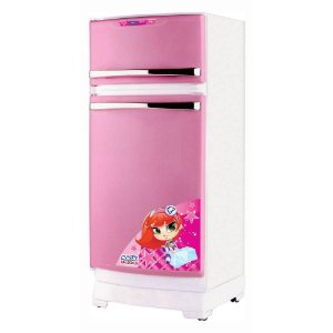 Geladeira Infantil Rosa Magic Toys