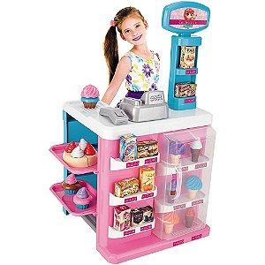 Confeitaria Mágica Rosa Magic Toys