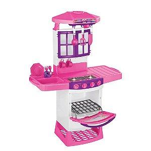Cozinha Mágica Eletrônica Magic Toys
