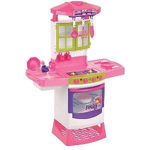 Cozinha Mágica Super Eletrônica Magic Toys