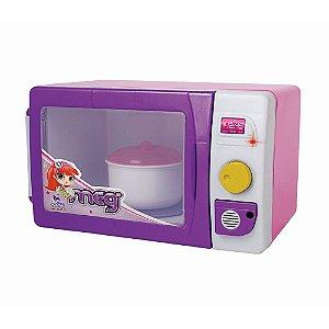 Microondas Infantil Com Som Magic Toys