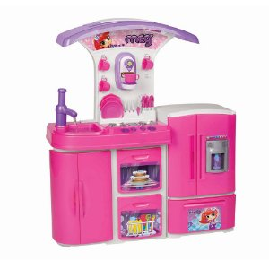Cozinha Infantil Versátil Super Magic Toys