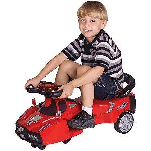 Carrinho Fórmula Gira Gira Vermelho Fênix