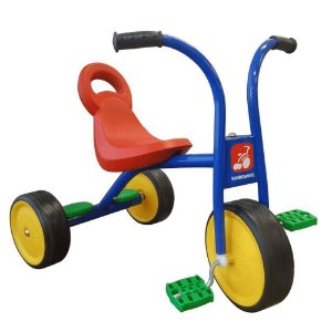 Triciclo Escolar Pega Carona Bandeirante
