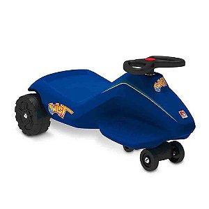 Carrinho Twist Car Azul Bandeirante