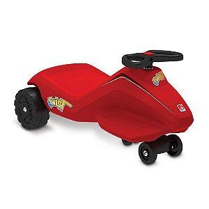 Carrinho Twist Car Vermelho Bandeirante