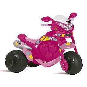 Moto Elétrica Supersport Rosa Bandeirante
