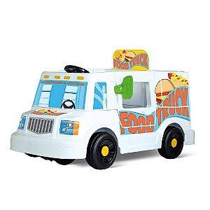 Food Truck Carro Elétrico Bandeirante