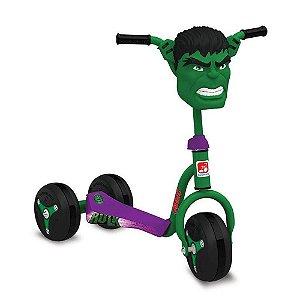 Patinete Clássico Hulk Bandeirante
