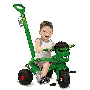 Triciclo Veloban Passeio Hulk Bandeirante