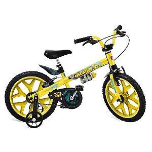 Bicicleta Aro 16 Transformers Bandeirante