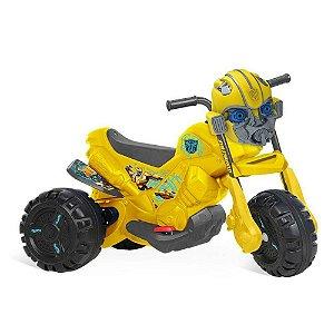 Moto Elétrica Transformers Bandeirante