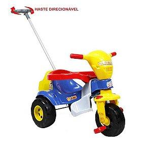 Triciclo Bichos Azul Magic Toys