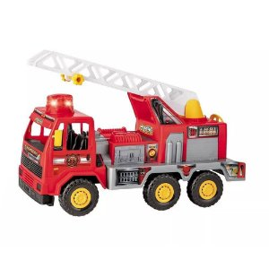 Caminhão Bombeiro Fire Magic Toys