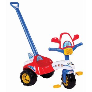 Triciclo Infantil Avião Magic Toys