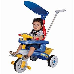 Triciclo Fit Trike Azul Magic Toys