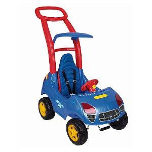 Roller Baby Super Azul Estofado Magic Toys