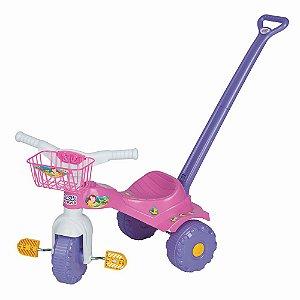 Triciclo Tico Tico Sereia Magic Toys