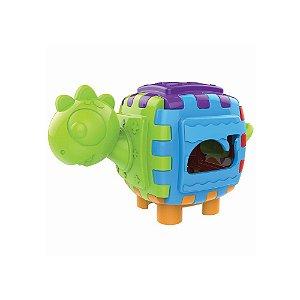 Cubo Didático Dino Magic Toys