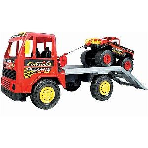 Caminhão Equipe Fórmula 1 Magic Toys