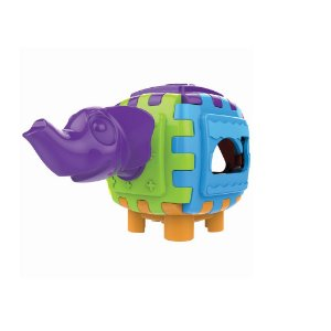 Cubo Didático Elefante Magic Toys