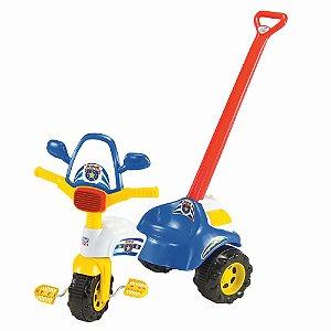 Triciclo Tico Tico Polícia Magic Toys