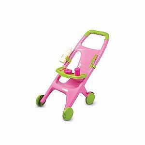 Carrinho de Boneca Baby Car Papinha Magic Toys