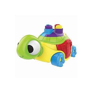 Tartaruga Didática Com Som Magic Toys