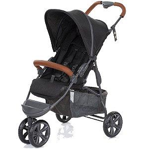 Carrinho de Bebê Moving Light Woven Black ABC Design