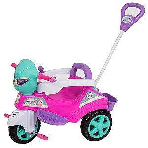 Triciclo Baby City Menina Maral