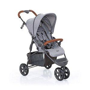 Carrinho de Bebê Moving Light Woven Grey ABC Design